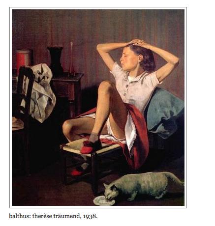 Balthus, 1938