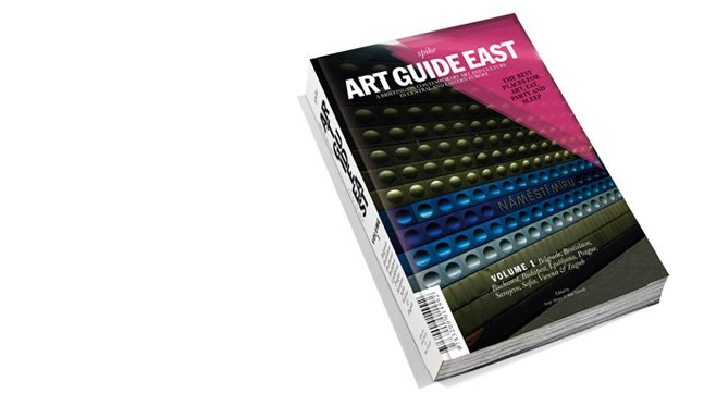 ART GUIDE EAST
